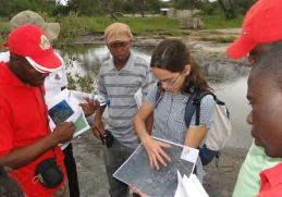 Co-organização de curso de formação no âmbito do Plano de Zonamento Ecológico de Maputo