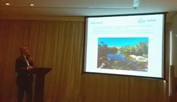 Nemus na I Conferência em Ecologia, Manejo e Restauração de Rios em Salvador, Brasil