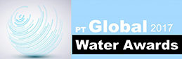 Nemus awarded in PT Global Water Awards 2017