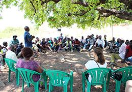 Nemus realiza Workshop e Grupos de Discussão no Lago Tanganica, na Zâmbia