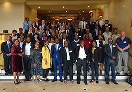 Nemus co-organizes workshop in Johannesburg within SADC Disaster Risk Reduction Programme